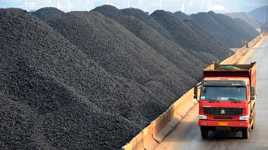 Coal reference price for November set at $78.13