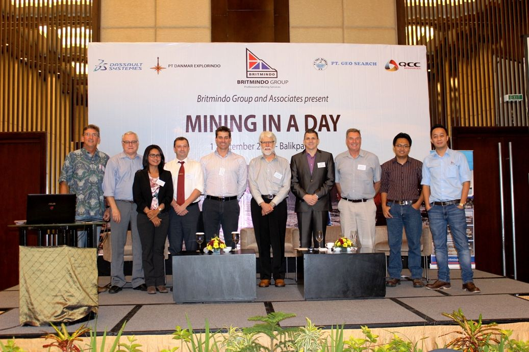 "Britmindo Group and Associates present ""Mining in a Day"""