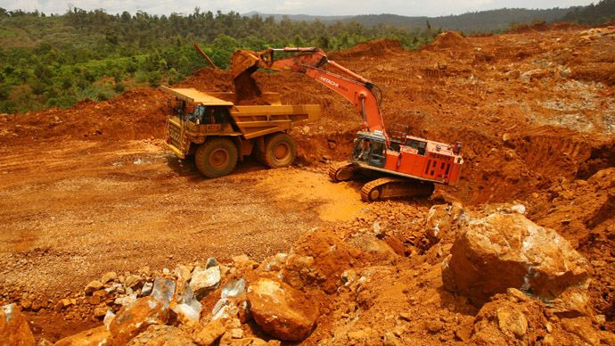 RI officially bans export of mineral ores, allows Freeport, Newmont to continue export