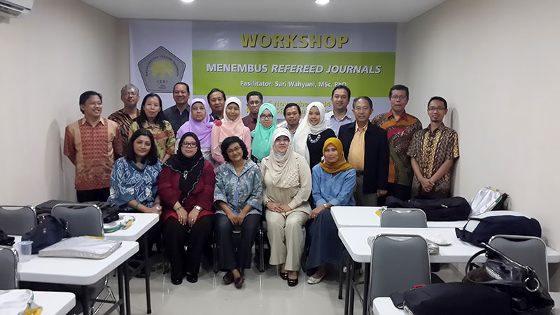 Workshop ISEI 5-6 Nov 2014