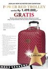 Oriflame Power Red Trolley Program April 2013